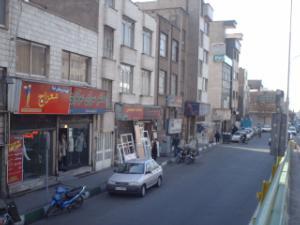 فروش مستغلات تجاری 120 متری در تهران منطقه 10 محله  سرسبیل جنوبی
